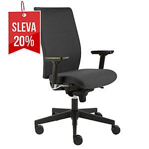 Alba Kent Exclusive manažerská židle, šedá