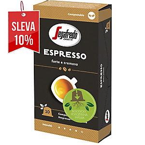 Espresso  kompostovatelné kapsule 10ks