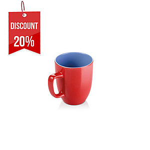 CREMA SHINE CUP RED