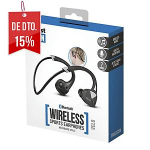 Auriculares desportivos Bluetooth Trust Velo