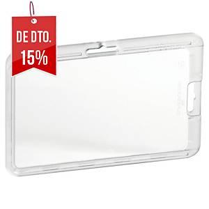 Pack de 10 identificadores permanentes Durable - 54 x 87 mm - transparente