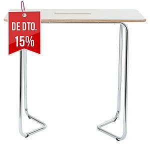 Mesa convertível em quadro Bi-Office - 120 x 108 x 70 cm