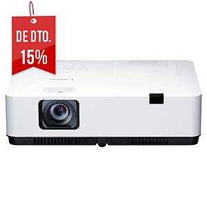 Projetor de vídeo multimédia Canon LV-WU360