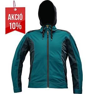 CERVA DAYBORO munkás dzseki, méret 50, sötétzöld