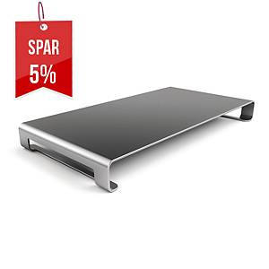 SATECHI ALU SLIM MONITOR STAND SPACEGREY