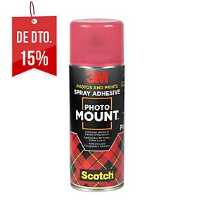 Adesivo em spray permanente 3M 7024 Photo Mount - 400 ml