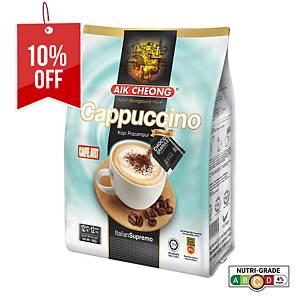 Aik Cheong Cappucino 3 in 1 - Pack 12 x 25g