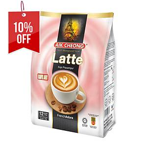 Aik Cheong 3 in 1 Latte - Pack of 12 x 25g