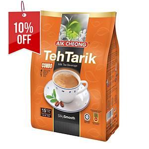 Aik Cheong Teh Tarik Combo - Pack of 15 x 40G