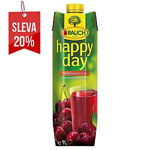 Džús Happy Day Family Višňa 1L