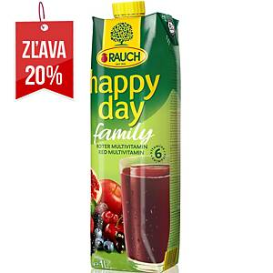 Džús Happy Day Family Multivitamin 1L
