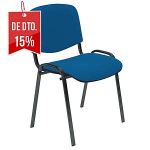 Cadeira de receção Entero - azul
