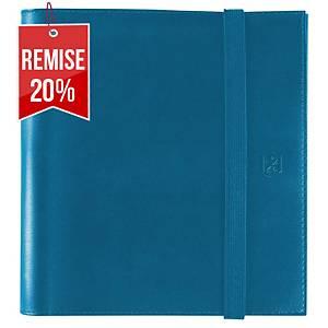 Agenda semainier Oxford Voyage - 2021 - 12 x 15 cm - bleu