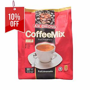Aik Cheong Coffee Mix 3 in 1 - Pack of 30