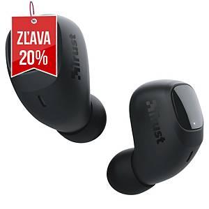Bezdrôtové slúchadlá Trust Nika Compact, Bluetooth, čierne