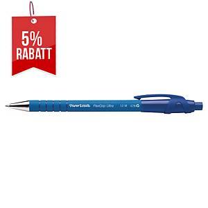 Kugelschreiber Paper Mate 26531 Flexgrip Ultra, Einweg, Druckmechanik, 0,5mm, bl