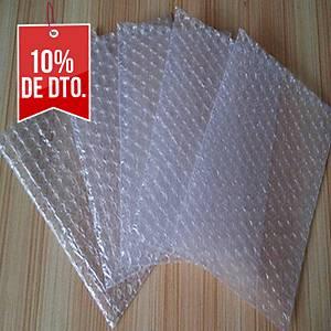 Bolsa burbuja - Sealed Air Packaging 200 x 300 mm - transparente