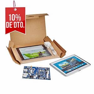 Caja de cartón para envíos de tablet - Sealed Air Packaging Korrvu