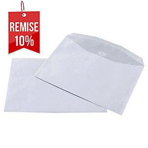Enveloppe mécanisable 162 x 229 - 80 g - par 500