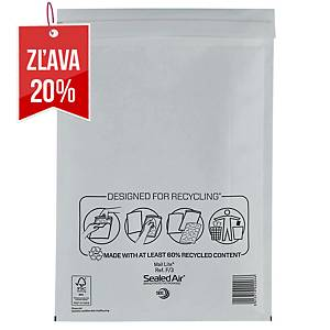 Bublinková obálka SealedAir Mail Lite®, 220 x 330 mm, biela, 50 kusov