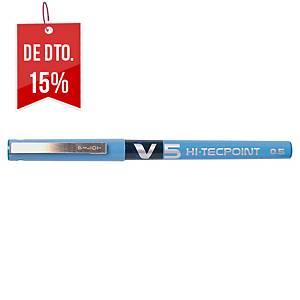 Roller de tinta líquida Point V5 Hi-Tecpoint - azul