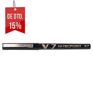 Roller de tinta líquida Point V7 Hi-Tecpoint - preto