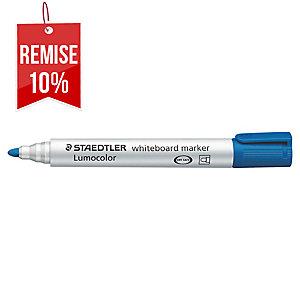Marqueur tableau blanc staedtler lumocolor whiteboard marker bleu