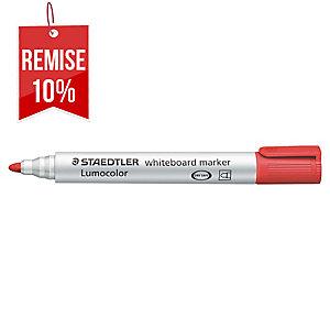 Marqueur tableau blanc staedtler lumocolor whiteboard marker rouge
