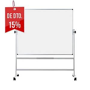 Quadro branco rodas Bi-Office - 1500 x 1200 mm
