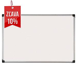 Biela tabuľa lakovaná magnetická Bi-Office Maya W Series, 90 x 120 cm