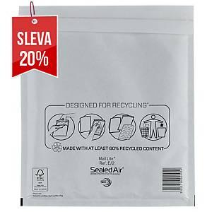 Bublinková obálka SealedAir Mail Lite®, 220 x 260 mm, bílá, 100 kusů