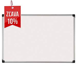 Biela tabuľa lakovaná magnetická Bi-Office Maya W Series, 60 x 90 cm