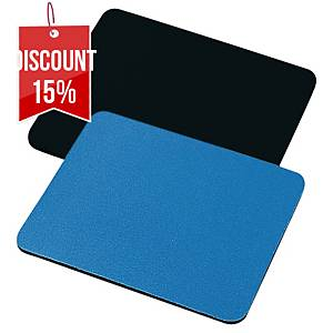 Lyreco Anti-Slip Mouse Mat - Black