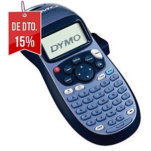 Rotuladora eletrónica portátil Dymo LetraTag XR com teclado ABC