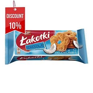 LAKOTKI COCO BISCUIT 185G
