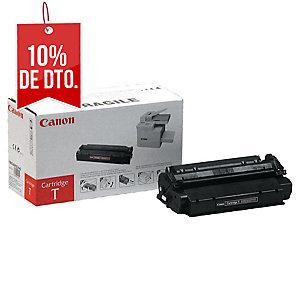 Tóner láser CANON negro CRG-T para fax L-380/400 y PCD-320/340