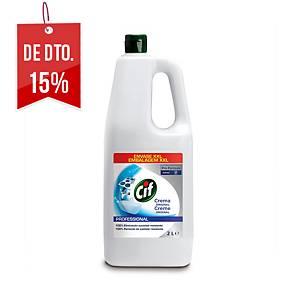 Produto de limpeza em creme Cif Profissional - 2 L