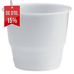 Pack de 80 taças Duni - poliestireno - 200 ml - branco