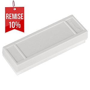 Effaceur tableau blanc Legamaster - petit modèle - magnétique - blanc