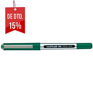 Roller de tinta líquida Uni-Ball UB 150 - verde