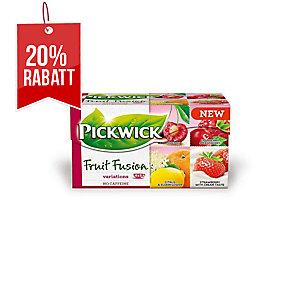 Pickwick Früchtetee-Variationen 20 Beutel à 2 g