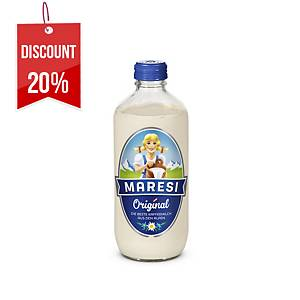 MARESI COFFEE MILK UNSWEET BOTTLE 500ML