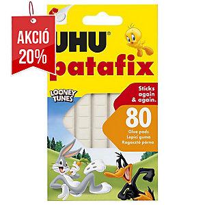 Uhu Patafix kétoldalas gyurmaragasztó, 80 darab/csomag