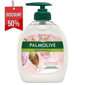 PALMOLIVE SOAP 300ML AMONDS MILK