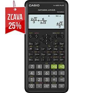 Vedecká kalkulačka Casio FX82ES Plus, 31 x 96 bodový displaj, čierna