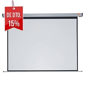Ecrã de projeção elétrico Nobo Professional - 192 x144 cm - formato 4:3