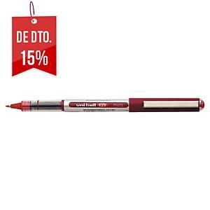 Roller de tinta líquida Uni-ball Eye - vermelho