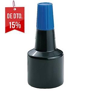 Tinta para almofada de carimbo n.º 2 - 30ml - azul
