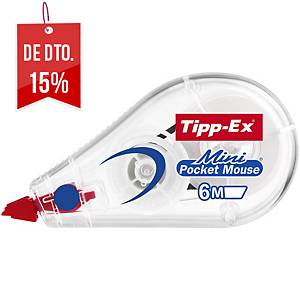 Fita corretora Tipp-Ex Mini Pocket Mouse - 6 m x 5 mm