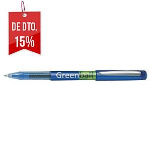 Roller de tinta líquida Pilot Greenball - azul